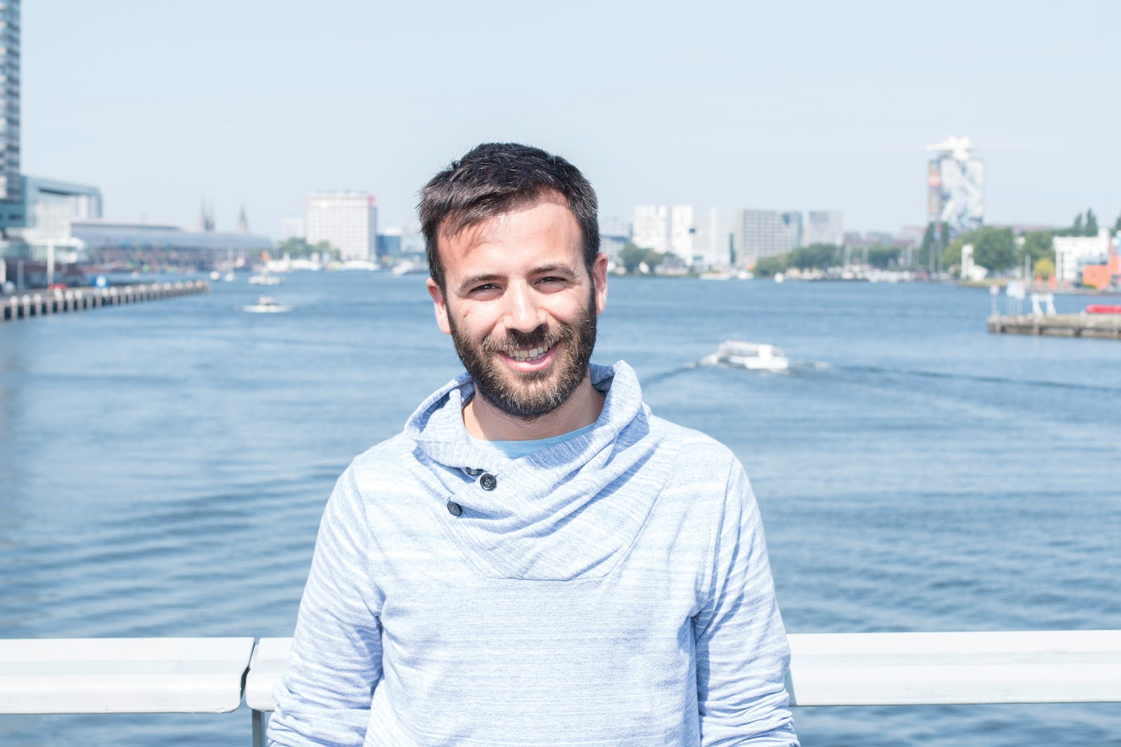 Fairphone co-founder and circular innovation lead Miquel Ballester Salvà is doing his best to reduce e-waste in mobile phones