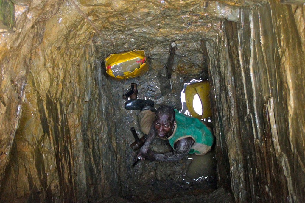 The impact of mobile phones goes beyond recycling: conflict-mines in the Congo are a major issue for cellphone supply chains