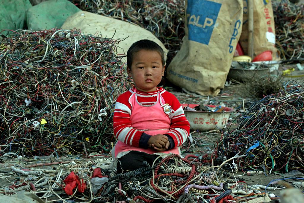 e-waste problems