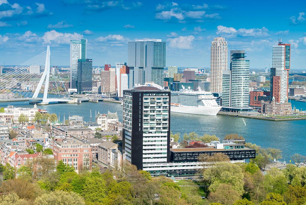 Circular economy Rotterdam