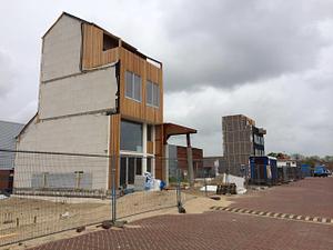 Self-build plots in Buikslotherham