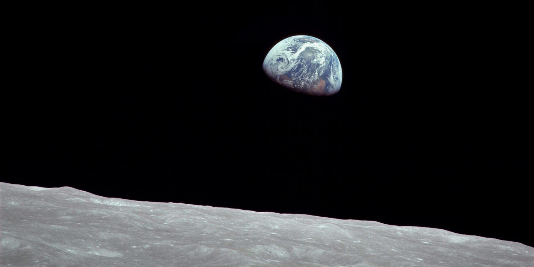 NASA Earthrise