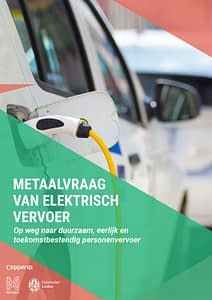 electric vehicles metals