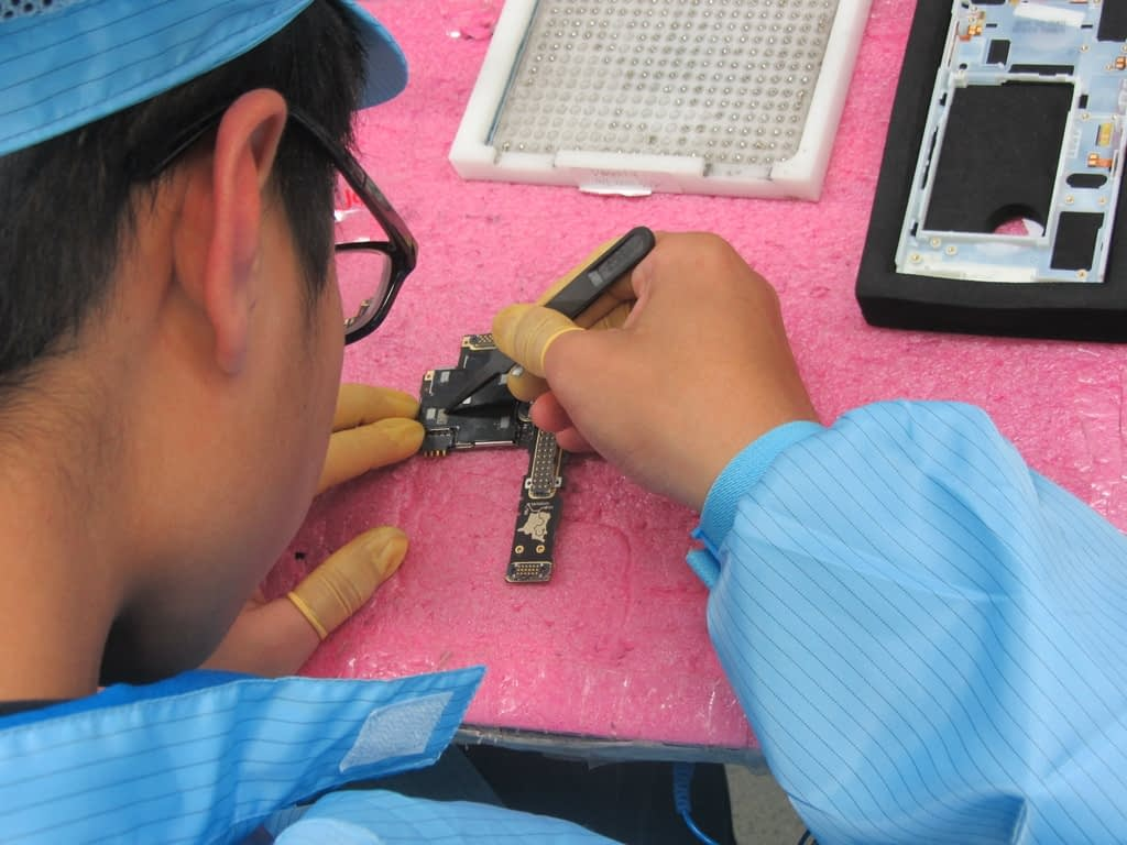 Repair-ability is another key step to reducing e-waste in mobile phones