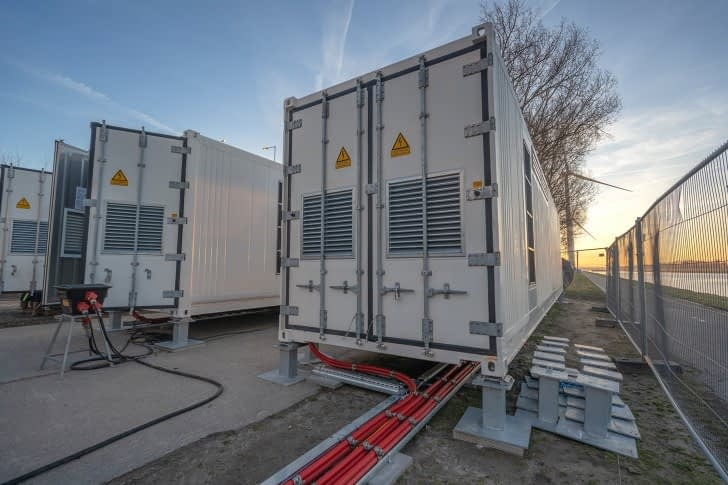 wind farm batteries are crucial for the energy transition